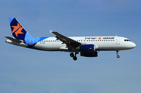 Летевший изСочи самолет сел вТель-Авиве после сообщения онеполадке