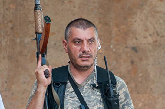 Սպանության մեղադրանք է առաջադրվել  «Սասնա ծռեր» խմբի անդամ Արմեն Բիլյանին