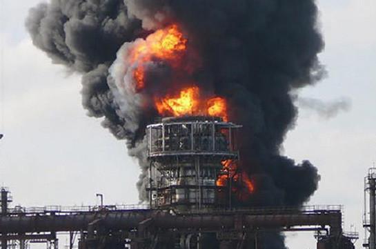 Читать пожар на заводе уфа кто