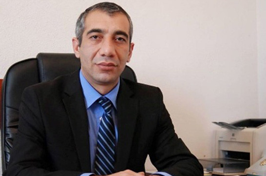 Задержанный вЕреване житель россии был объявлен вмеждународный розыск