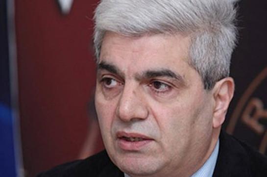 Ереван направил запрос в столицу России всвязи сзапретом на заезд Григоряну