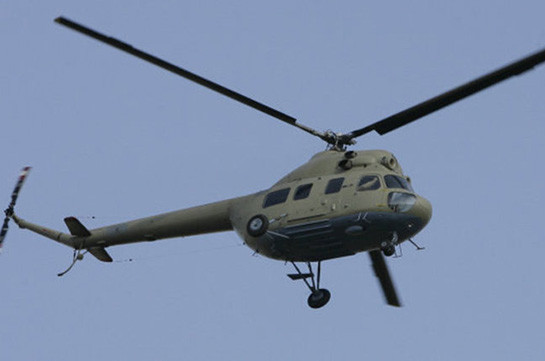 В Словакии при крушении медицинского вертолета погибли четыре человека