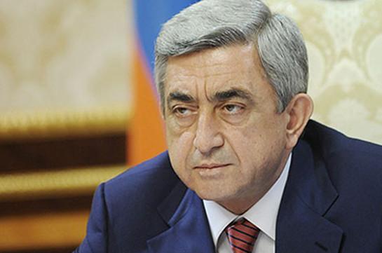 Президент Армении одобрил отставку всего руководства
