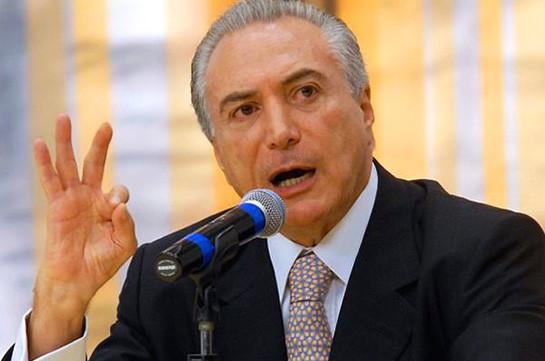 Новый президент Бразилии объявил приватизацию на24 млрд долларов