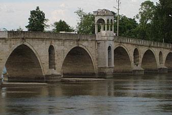 Թուրքիայում հեղեղվել է Էդիրնե քաղաքը