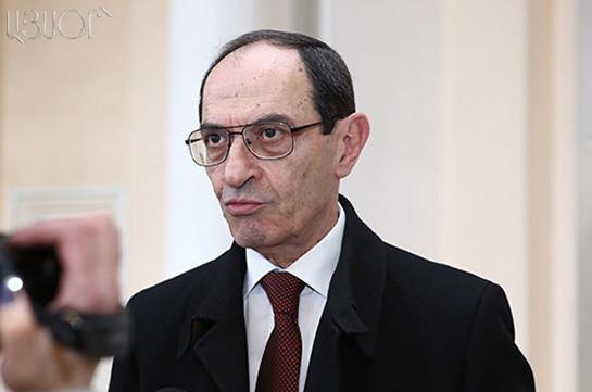 Мадридские принципы поурегулированию нагорно-карабахского конфликта должны быть пересмотрены: замминистраИД Армении
