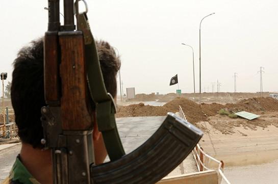 Исламские боевики экстремистской группировки применили химическое оружие против военных США