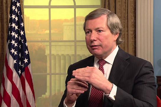 США заявили онеобходимости расширения военного сотрудничества сБаку