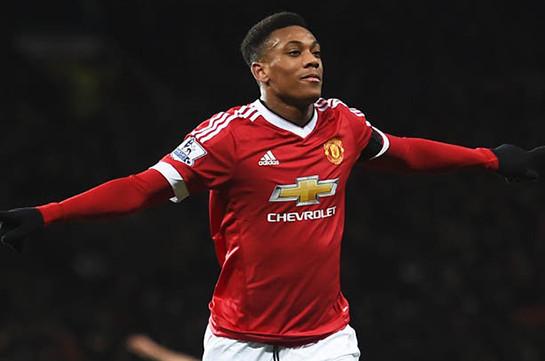 «Манчестер Юнайтед» забил «Лестеру» 4 гола за20 мин.