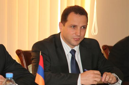 «Паст»: Давид Тоноян – кандидат на пост начальника полиции