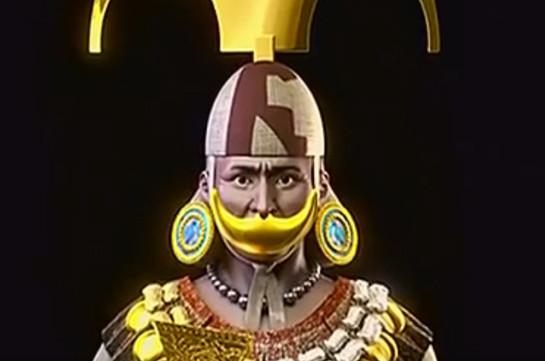 Գիտնականները ստեղծել են 3-րդ դարում ապրած Սիպան առաջնորդի դեմքի 3D մոդելը