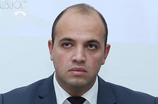 Вопроса уступки территорий уже нет – Грант Мелик-Шахназарян
