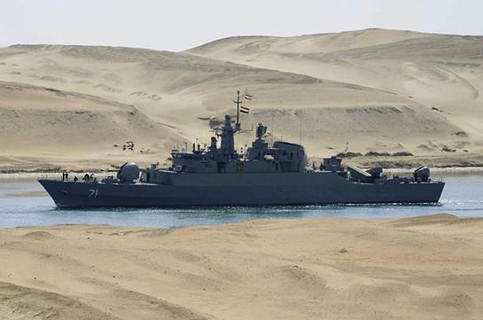 ВМС Ирана впервые провели совместные маневры с кораблем страны - члена НАТО