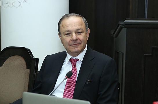«Жоховурд»: Глава Минздрава Армении не будет наказан