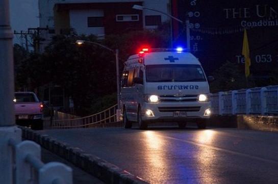 ВТаиланде вДТП смеждугородним автобусом умер человек, неменее 50 ранены
