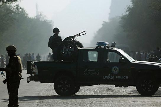 Армия Афганистана обороняет север страны отбоевиков группировки— «Талибан» наступает