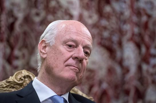 РФсозывает экстренное совещание Совбеза ООН поСирии