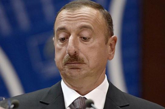 Ильхам Алиев жалуется, что его принуждают признать Карабах
