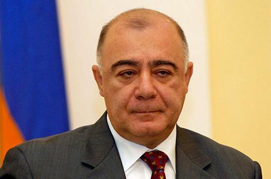 Самвел Баласанян переизбран мэром Гюмри
