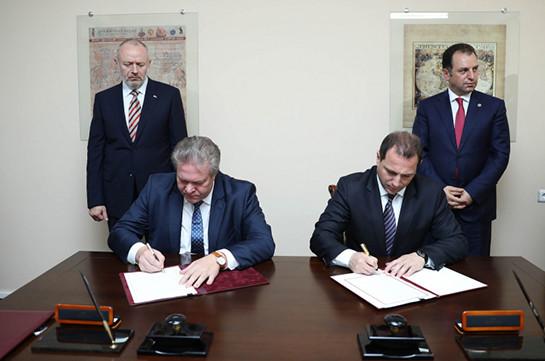 РФ иАрмения обсудили вопросы военно-технического сотрудничества