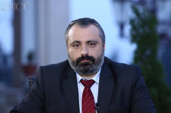 Шармазанов: мынесогласны сучастием Турции впереговорах поКарабаху