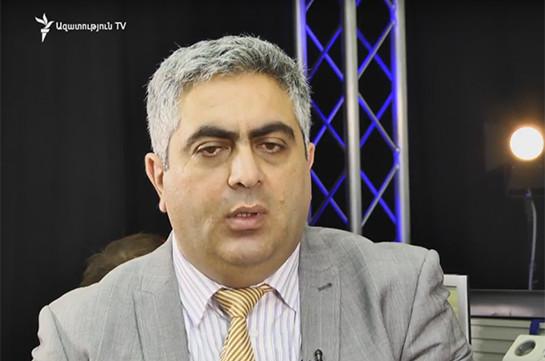 Арцрун Ованнисян: Армения приобретает новейшее вооружение наступательного и оборонительного характера