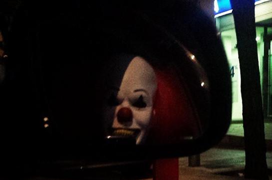 Нападения «клоунов-убийц» начались ивГермании