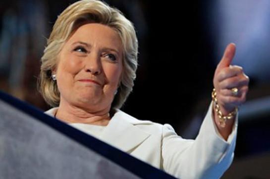 Скандал вокруг заявлений Клинтон стал крупнейшим современ Уотергейта— Трамп