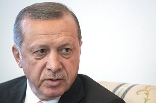 Эрдоган: Запад для Турции несделал абсолютно ничего хорошего