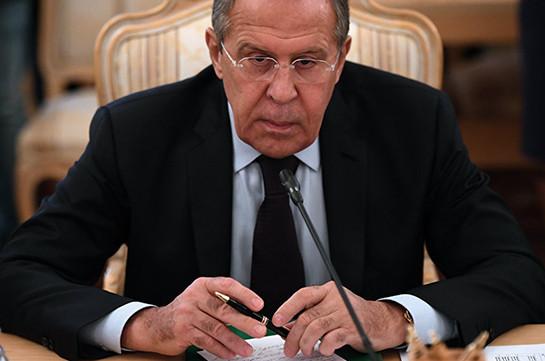 Лавров: Российской Федерации иСША все ровно придется договариваться