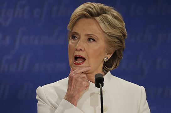 ФБР отказалось возбуждать дело против Клинтон— Утечка служебной переписки