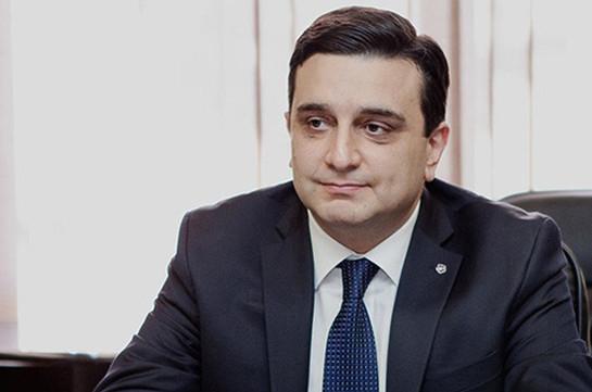 Экс-министр здравоохранения Армении избран исполняющим обязанности ректора Медуниверситета