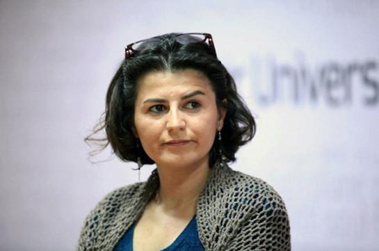 Гюнель Мовлуд: Азербайджанцы, в отличие от армян, не имеют никакой связи с культурной жизнью города, в котором живут