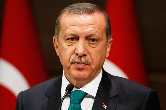 Эрдоган: Сирийская оппозиция при поддержке Турции скоро займет Эль-Баб