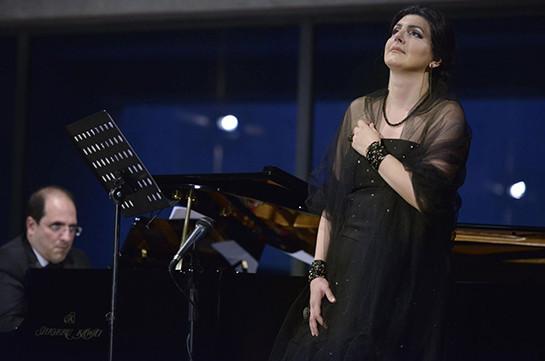 Առաջին տեղում արվեստն է, բայց երգիչը նաև պետք է ապրի. սոպրանո Սիրանուշ Գասպարյանը՝ օպերային արվեստի խնդիրների մասին