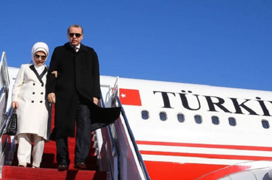 Эрдоган объявил освоем разочаровании вСША