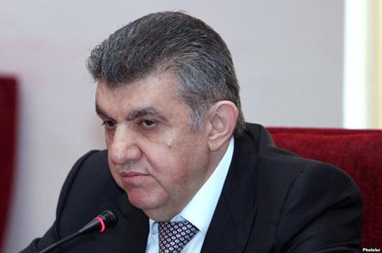 Ара Абрамян: Я вложил в строительство Северного проспекта более 100 млн