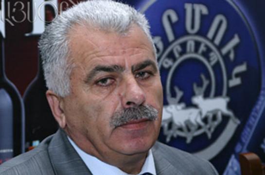 Петрос Макеян: Вардан Осканян должен попросить у общества публичное извинение, прежде чем говорить о сплочении