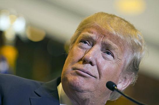 Трамп проинформировал, что соптимизмом смотрит насотрудничество сРоссией