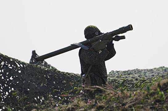 Украина начала учения с ракетными стрельбами близ Крыма