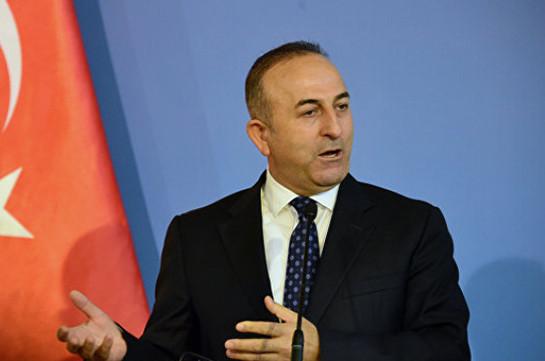 Лавров обсудил сглавой МИД Турции вопрос снятия финансовых ограничений