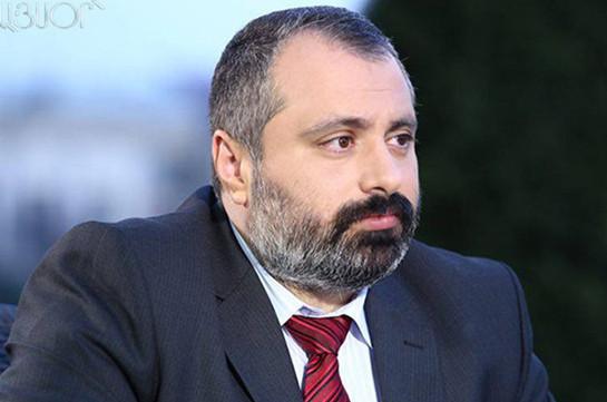 В зоне карабахского конфликта спокойная ситуация – пресс-секретарь президента НКР