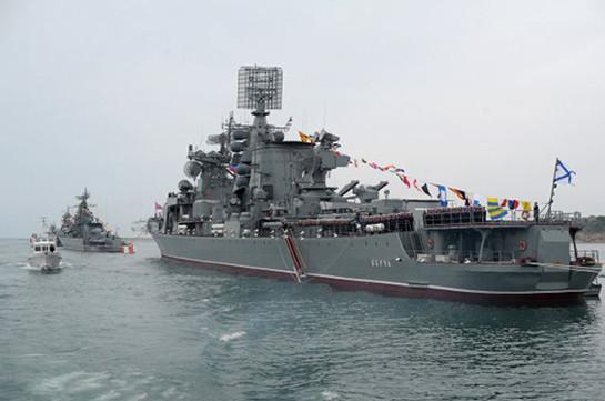 ВСредиземное море вошли десантные корабли США