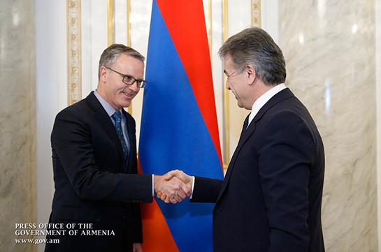 Армения и АБР обсуждают возможности расширения сотрудничества
