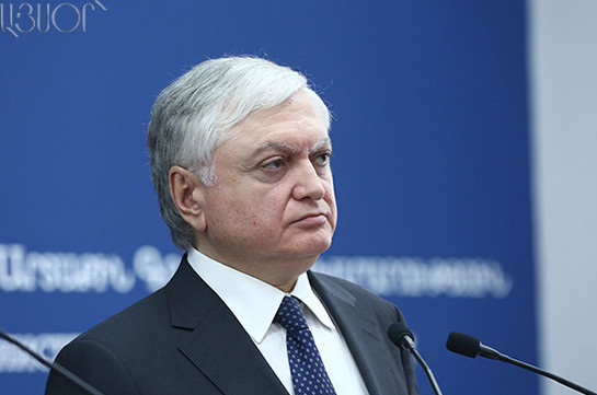 Налбандян: Азербайджан и Турция, демонстрируя неуважение к МАГАТЭ, распространяют беспочвенные обвинения в адрес Армении