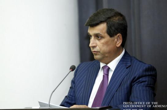 Руководитель МЧС Армении скончался ввозрасте 55 лет