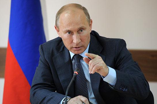 Путин объявил оготовности увидеться сТрампом влюбой момент