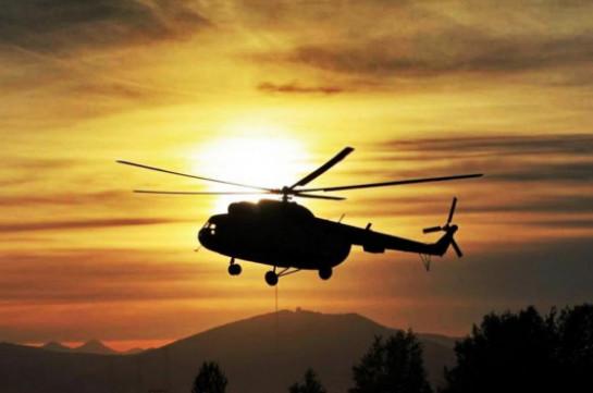 Экипажи российской авиационной военной базы ЮВО в Армении отрабатывают ночные полеты