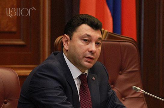 Шармазанов: РПА не хочет создавать предвыборный союз скем-либо