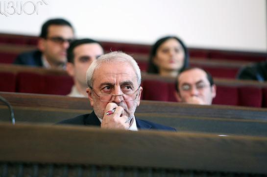 АНК готово взять на себя ответственность за управление Арменией и судьбу армянского народа – Арам Манукян